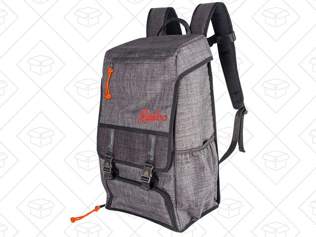 This Backpack Is Actually a Cooler, and It's Never Been Cheaper
