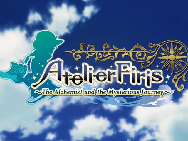 Steam Pre-order for Atelier Firis!