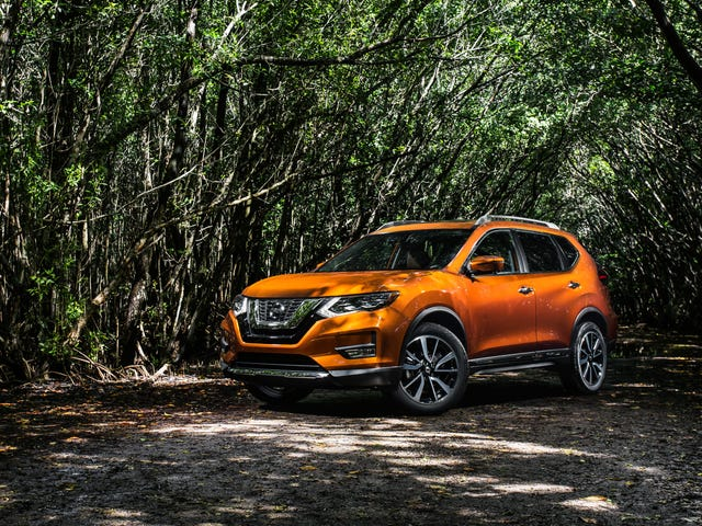 The Nissan Rogue Hybrid Is Dead
