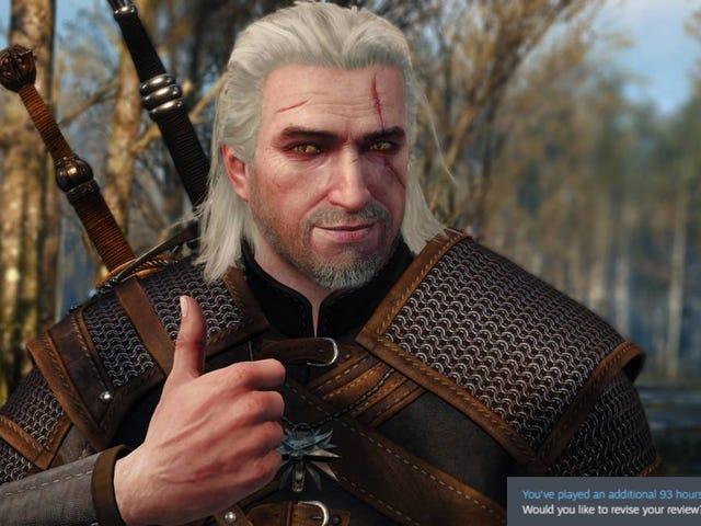 Steam ahora está pidiendo a los usuarios que vuelvan a revisar los juegos después de jugarlos un poco más