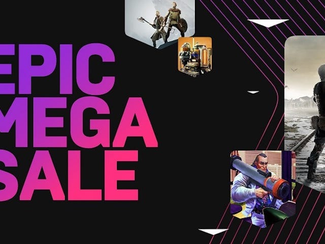 The Best Deals in the Epic Games Store's Month-Long 'Mega Sale'