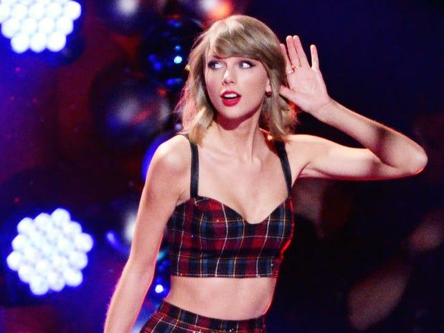 El día que Taylor Swift quiso cantar gratis donde Internet eligiera e Internet eligió un colegio para sordos