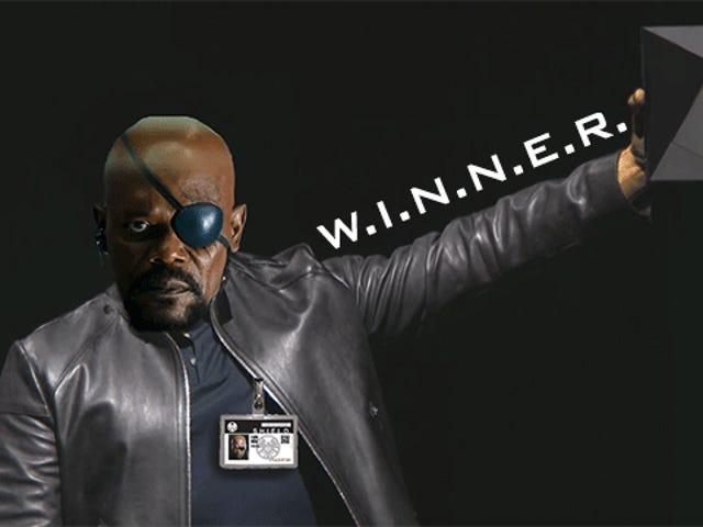 <i>Kotaku</i> &#39;Shop Contest: Agenter af Nvidia Shield: Vindere!