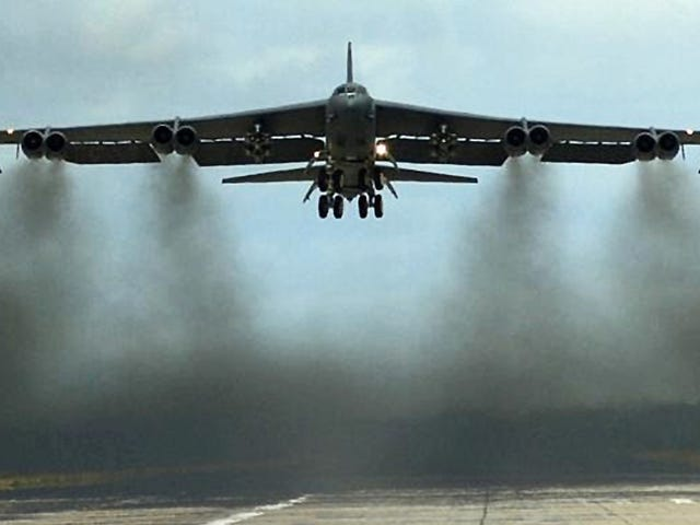 Once Again The USAF Is Looking To Re-Engine Its B-52 Fleet