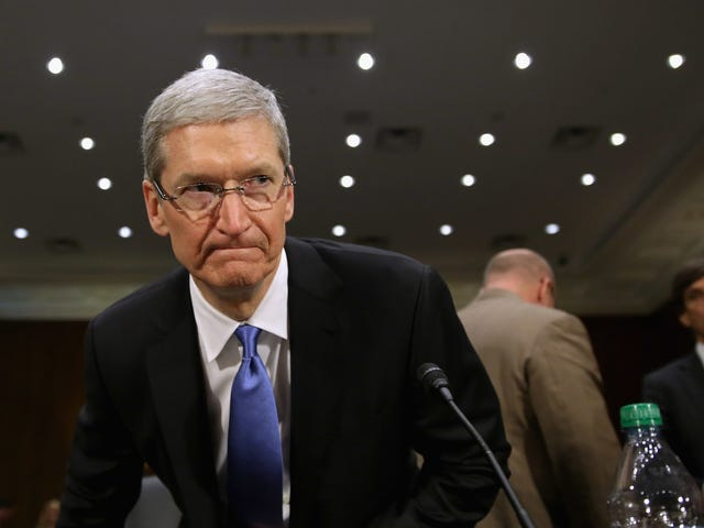 Tim Cook Defends Apple Being Paid Billions by Google