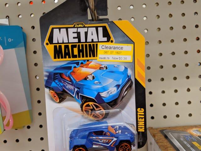 If you like cheap diecast that might be crap...