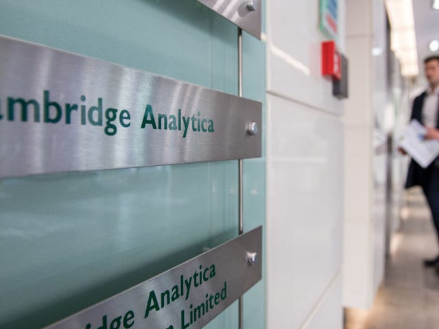 Shady-Ass Cambridge Analytica Was Reportedly Developing a Shady-Ass Cryptocoin