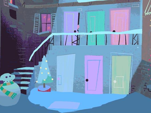 Παρακολουθήστε το Interactive <i>Rear Window</i> της Google για το Χριστουγεννιάτικο Θρίλερ