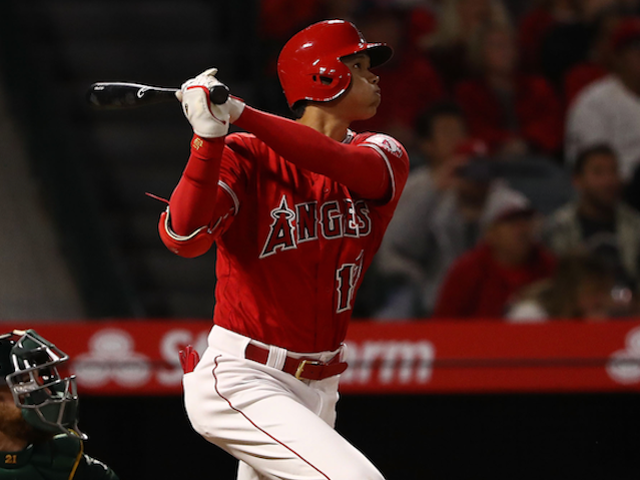 Shohei Ohtani's Third Dinger Was A Mighty Bomb