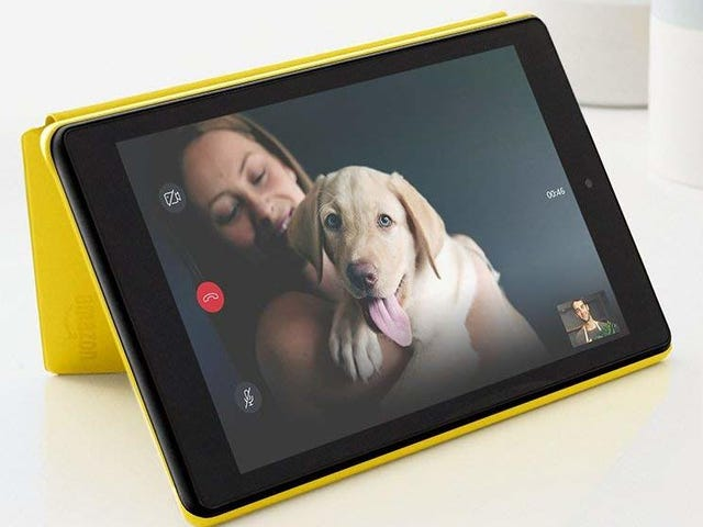 Amazon's Blowing Out Fire HD 8 Tablets For Just $50, If You Hurry