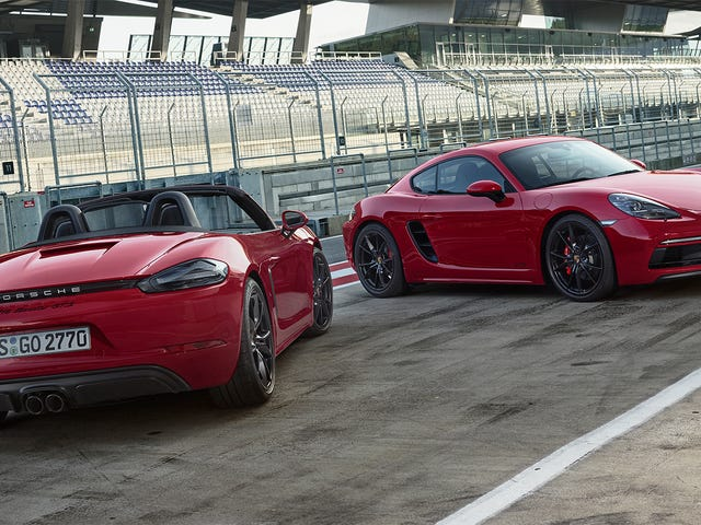 What Do You Want To Know About The 2018 Porsche 718 GTS Cayman And Boxster?
