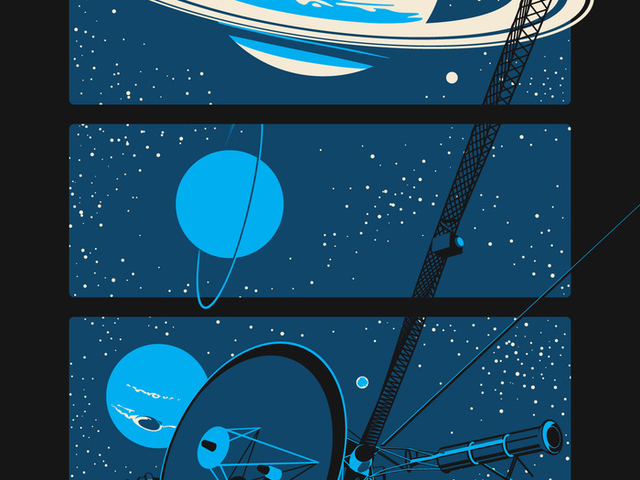 Honor Our Heroic Space Robots with These Beautiful Posters