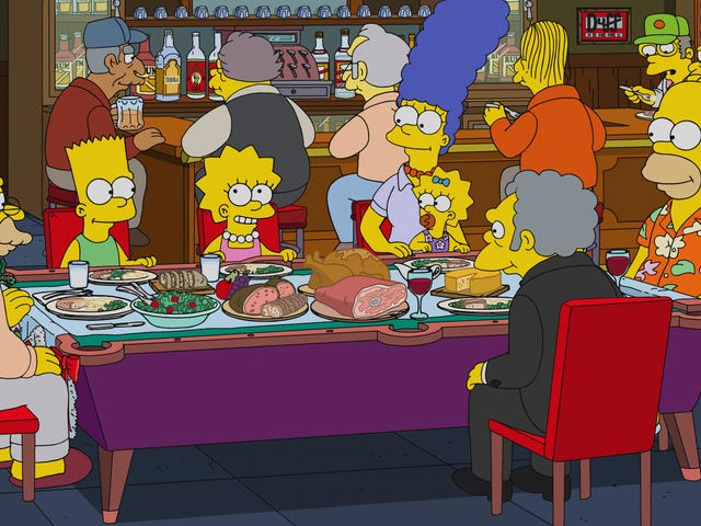 This Christmas, The Simpsons aims for heartwarming, lands on forgettable
