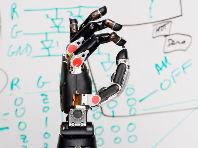 DARPA's Mind-Controlled Arm Will Make You Wish You Were a Cyborg