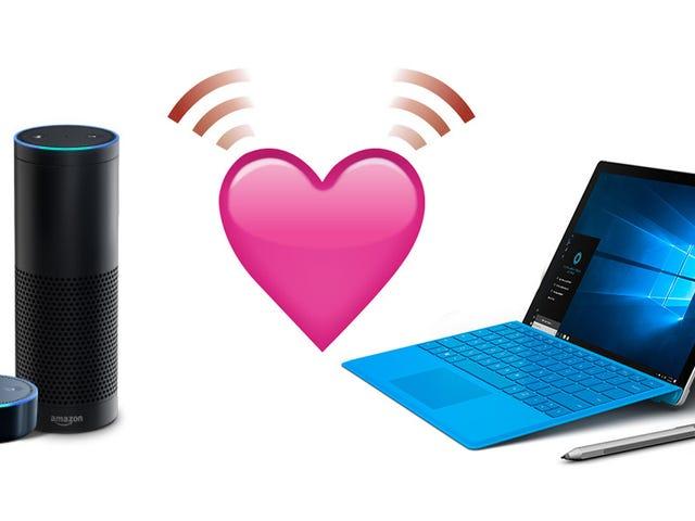 Alexa and Cortana Teamed Up, But Consumer Tech Is Still Stuck in an Ecosystem War