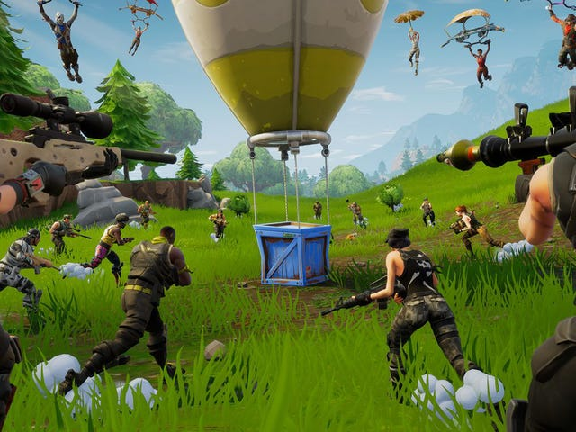 Epic Admits Disastrous Fortnite Tournament 'Did Not Go As Planned'