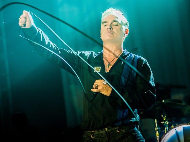 Estado de la relación con el nuevo álbum de portadas de Morrissey: es complicado