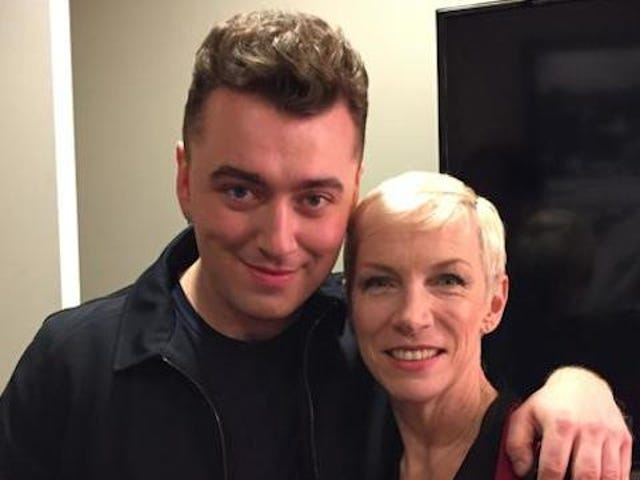 Famous People Love Sam Smith