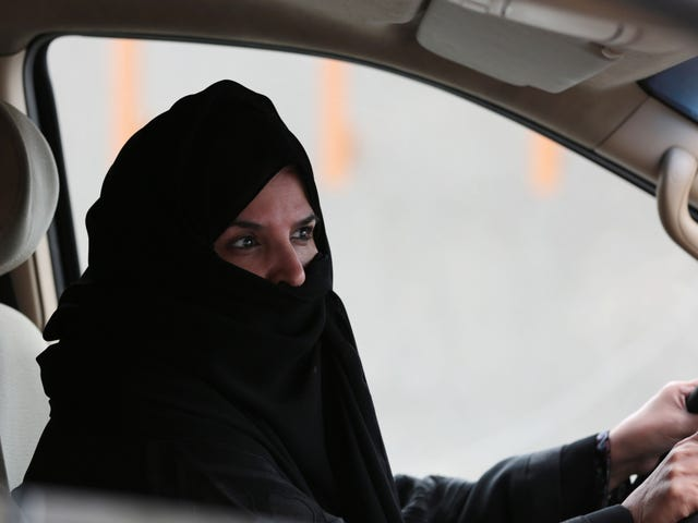 Saudi Arabia Agrees To Let Women Drive For The First Time Ever