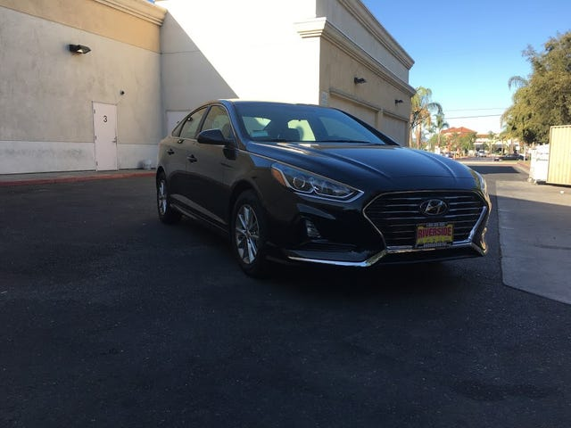 The saga of buying my 2018 Hyundai Sonata