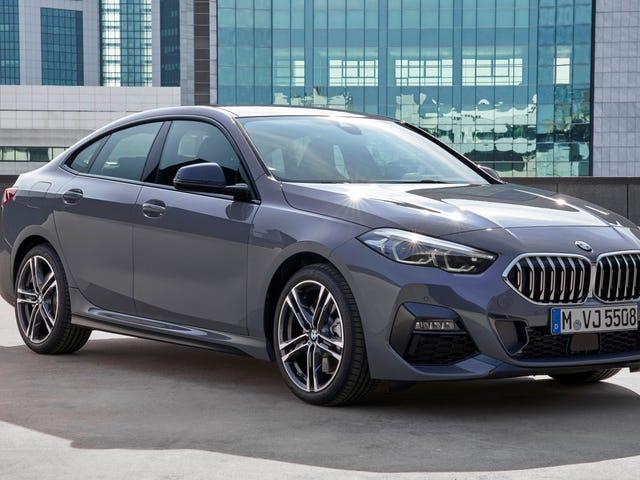 Vuoden 2020 BMW 2 -sarjan Gran Coupe maksaa silti 3-sarjan rahaa jostain syystä
