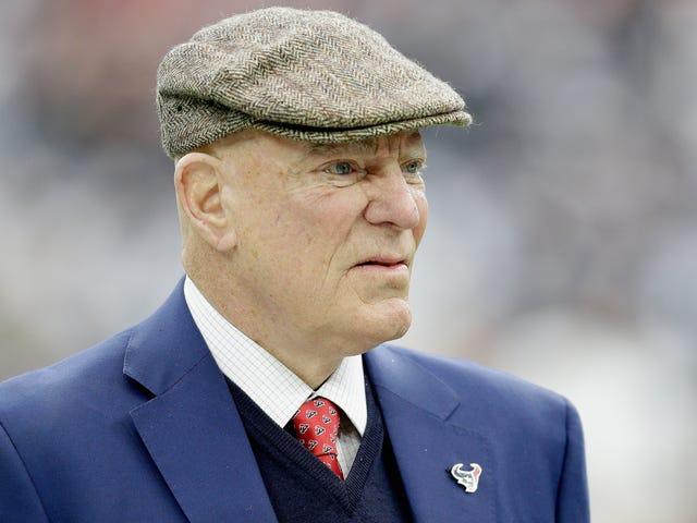 Houston Texans Owner forsvarer Carolina Panthers Ejers Racist, Sexistiske Kommentarer fordi de er begge Trash