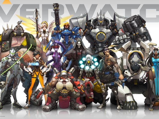 Bringing A Mouse And Keyboard To A Controller Fight: Overwatch's Console Conundrum