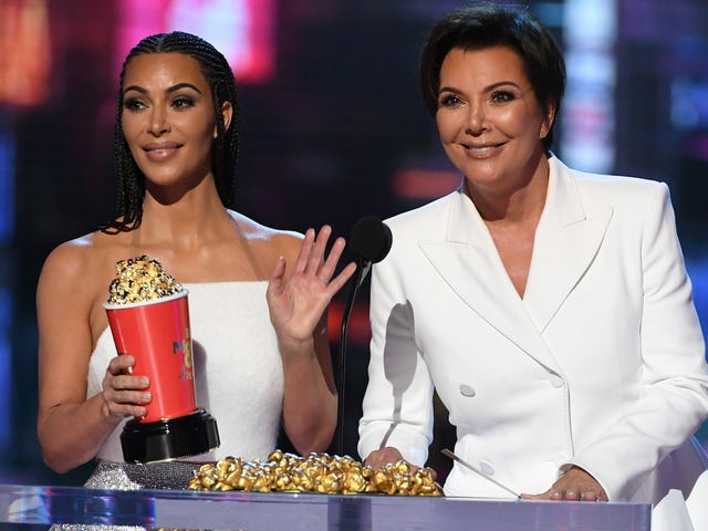 Please Do Not Encourage Kris Jenner to Run For President