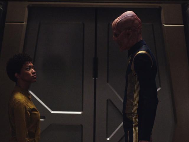 Star Trek: Discovery Delves Sa isang Kaguluhan Iyon Naging Simmering Sa ilalim ng 50 Taon ng Trek