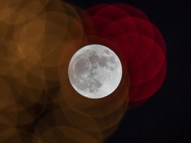 How to Watch the First Blue Moon Eclipse in 150 Years