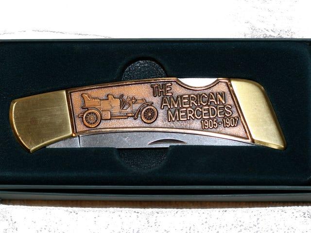 JICFM Pt. 01 - 'The American Mercedes' Knife