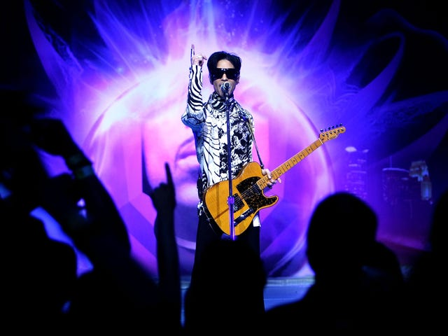 Prince's memoir The Beautiful Ones will be released in October