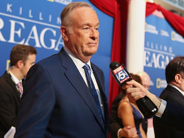 比尔·奥雷利(Bill O&#39;Reilly)免费发布无聊<i>No Spin News</i>版