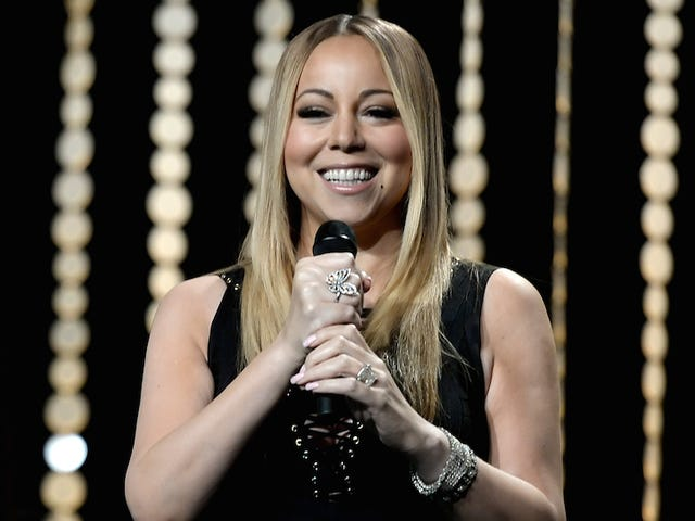 Mariah Carey's Snappy New Manager Sounds Perfect For Her, Us