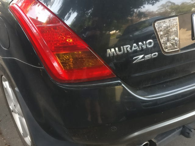 Murano with Z badge