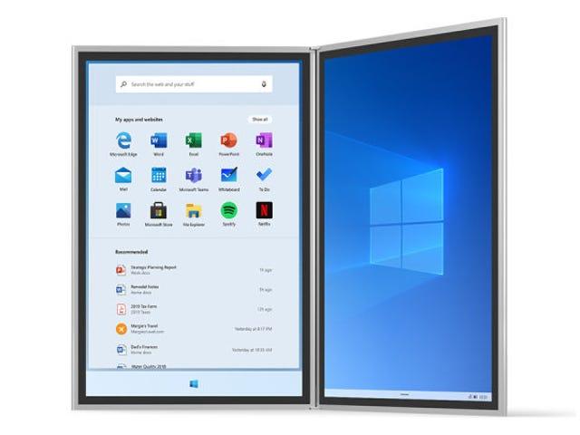 Qu'est-ce que Windows 10x, le système d'exploitation qui marquera l'avenir de Microsoft?