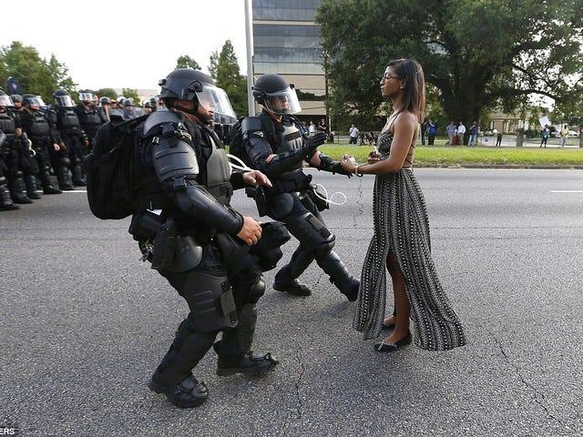 På Sorte Kvinder og Erasure I Institutionalised Racisms Ansigt