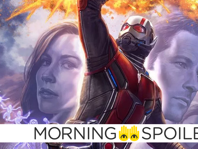 New Ant-Man and the Wasp Set Videos Reveal a New Take on an Old Marvel Villain