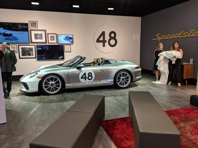 NY Auto Show #2 - gallery not working edition