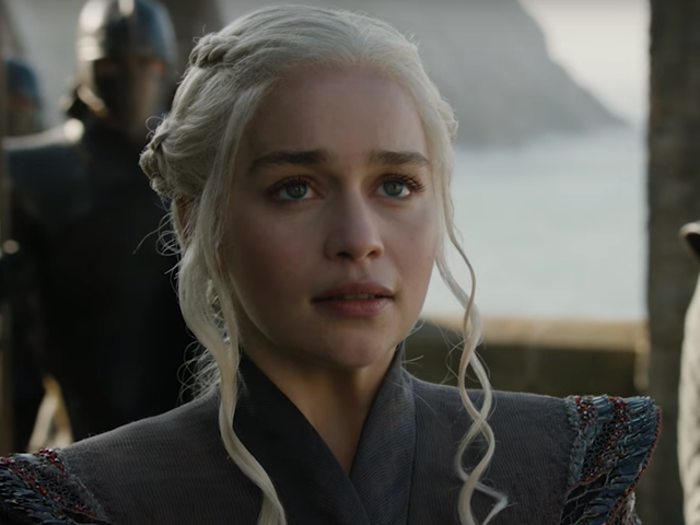 The Game of Thrones Goodbyes Begin Now