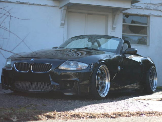 At $12,500, Could This 2006 BMW Z4 M Roadster Have You Saying Mmmmmm?