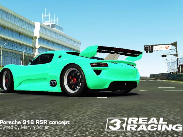 J'ai acheté un RSR 918