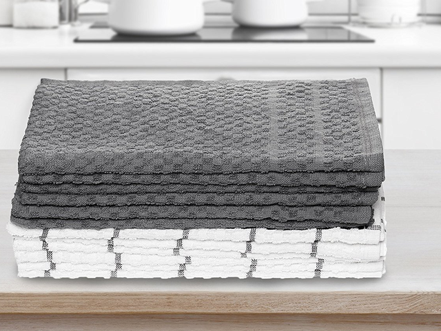 Refresh Your Kitchen Towel Collection With This $13 12 Pack