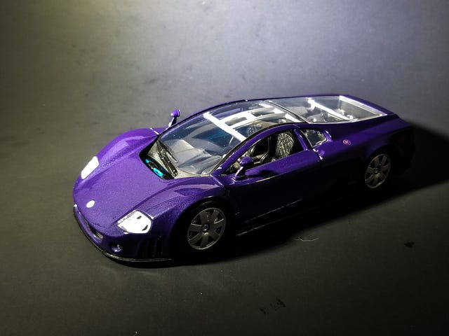 Nate13 Lald Car Week: Purple