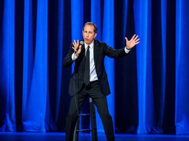 Inanunsyo ng Netflix ang bagong espesyal na Jerry Seinfeld, 23 Oras Upang Patayin