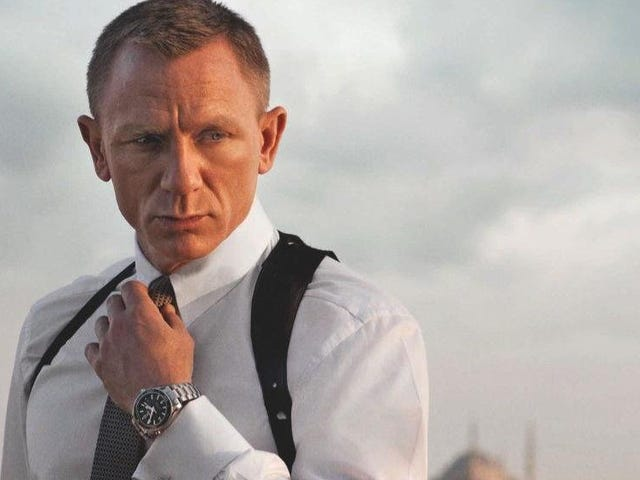 <i>Casino Royale</i> Director Says He Would Only Return to James Bond If Daniel Craig Didn't
