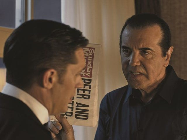 Chazz Palminteri on A Bronx Tale, Keyser Söze, and Stallone's career advice