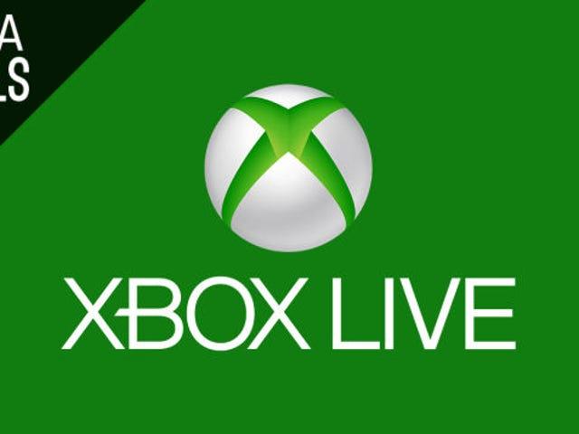 I-re-Up ang Iyong Xbox Live Account para sa $ 36