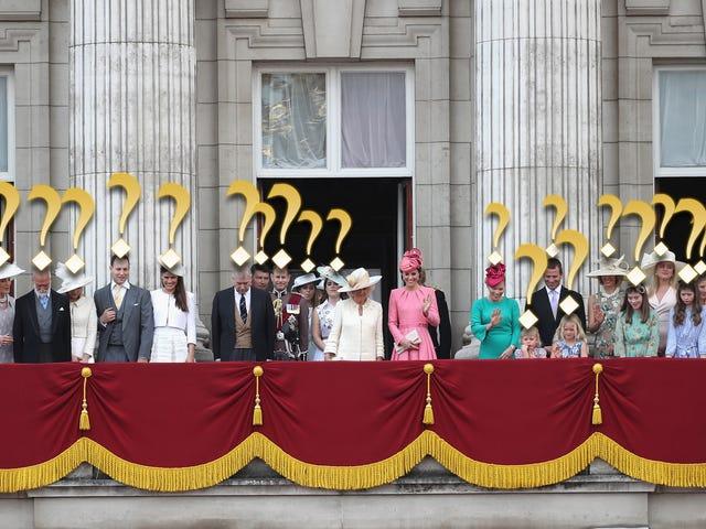 Wie zijn die allemaal?  Een gids voor het casten van personages voor het koninklijk huwelijk