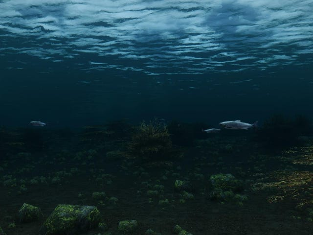 Skyrim Mod gör Oceanen värd att besöka